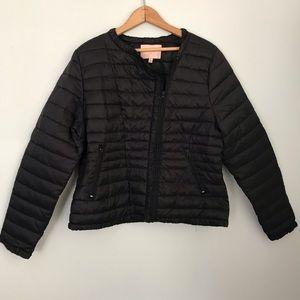 Gibson latimer black light weight puffer coat xl